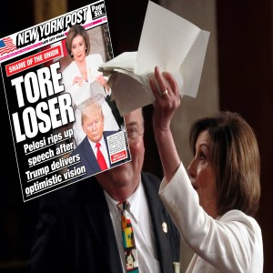 """""""Tore-Losers!"""" How Impeachment, SOTU, and the Hate are Helping Trump   The Mark Harrington Show   2-7-20"""