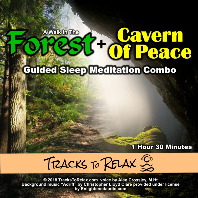 Forest Walk Cavern Of Peace Combo