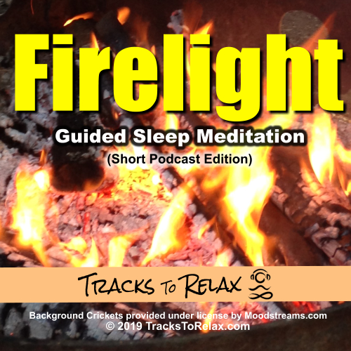 Firelight Sleep Meditation (Short Version)