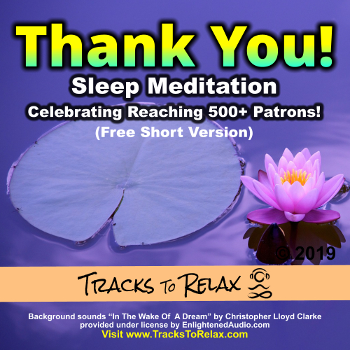 Thank You Sleep Meditation (Free Edition)