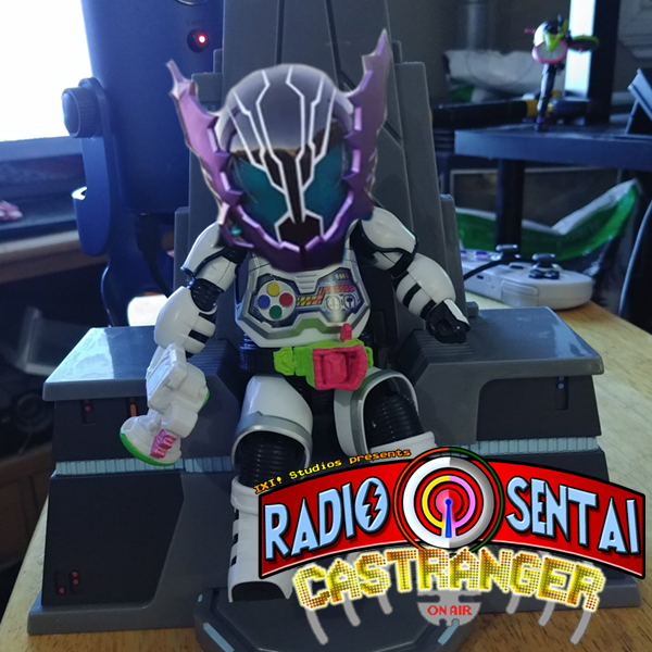 Radio Sentai Castranger [210] Same Riff But ___ Noises