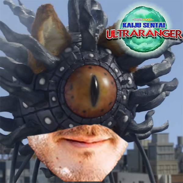 Kaiju Sentai Ultraranger [70] I'm Gonna Kaiju the FUCK Out of You!
