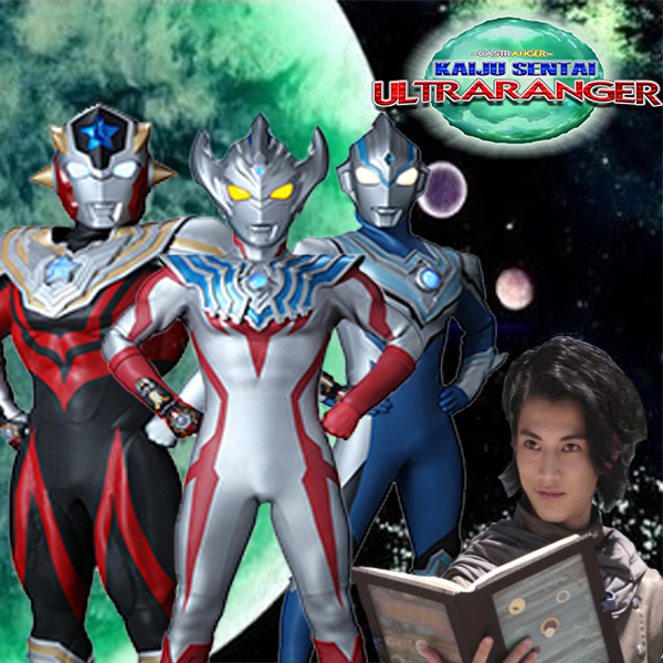 Kaiju Sentai Ultraranger [78] Taiga Saved The Episode