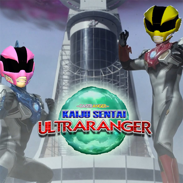 Kaiju Sentai Ultraranger [73] One Big Ultra Family!
