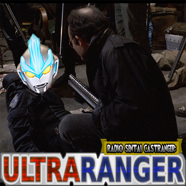 Ultraranger [19] It's Over Gai, I have the High Ground