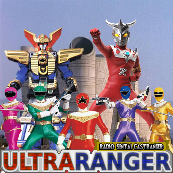 Ultraranger [34] You Can't Rhyme Things with Orb