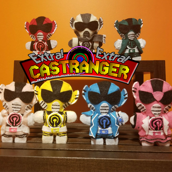Extra! Extra! Castranger [120] Quick Dump Before The Finale
