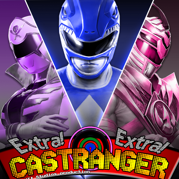 Extra! Extra! Castranger [167] Power Rangers Console Wars