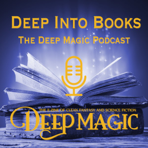 Deep Into Books Episode 18, Featuring Jeff Wheeler and Brendon Taylor