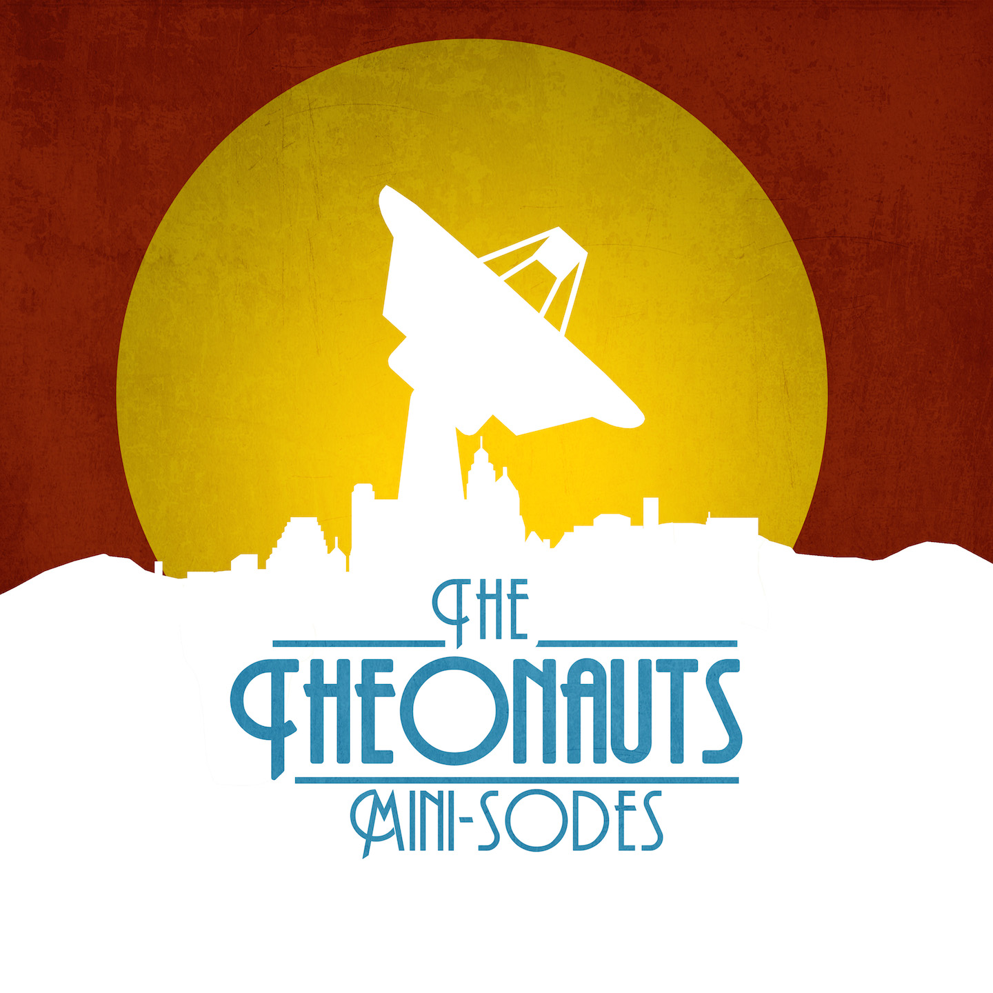 Theonauts Minisode:  Passion Week - Day 5