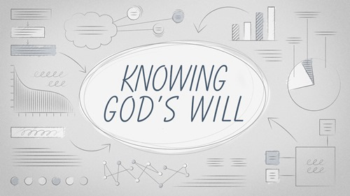 Knowing God's Will (1 Peter 2:13-17)