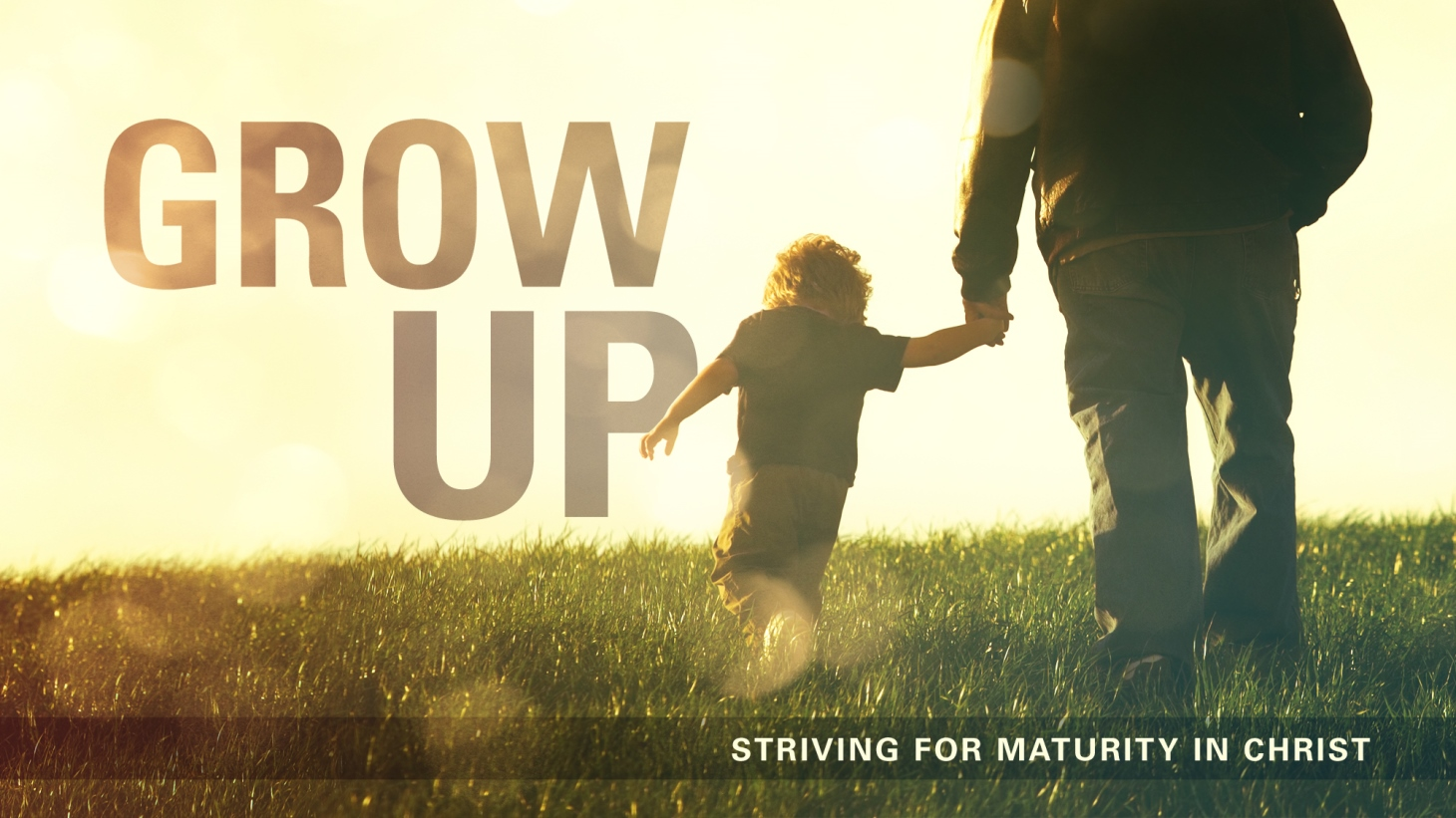Grow Up (Colossians 1:24-29)