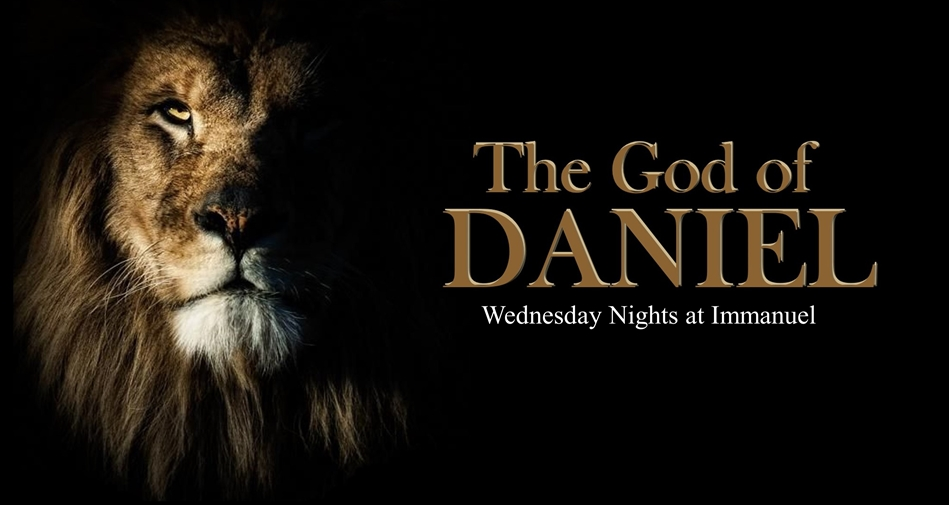 The God of Daniel: Chapter 6