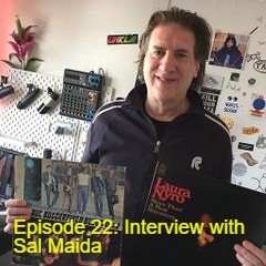 Episode 22: Interview with Sal Maida