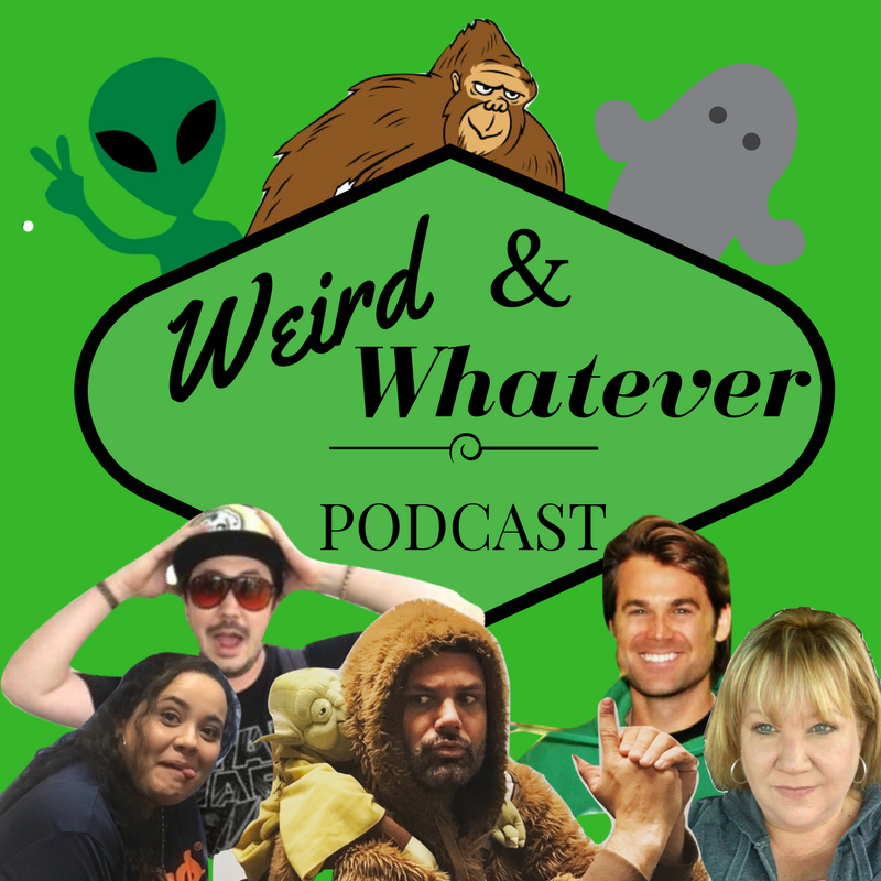 The Weird and Whatever- The New Chapter Episode 2 (05-02-19)