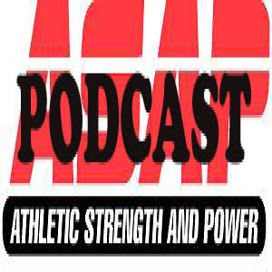 ASAP Podcast with Kim Wood Cincinnati Bengals Retired Strength coach