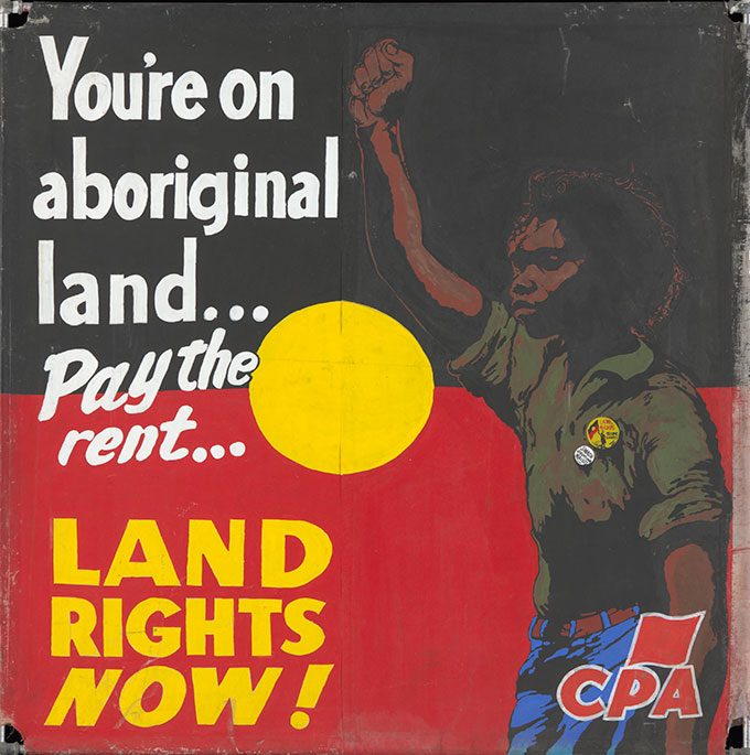 Living The Dream with the Communist Party of Australia and Indigenous Struggles in the 1920s and 30s