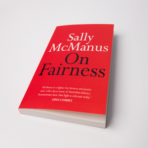 Living The Dream reads On Fairness by Sally McManus