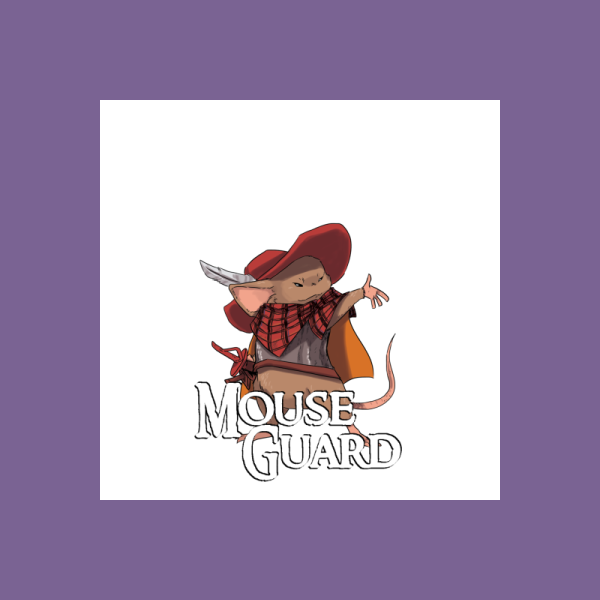 Mouse Guard 81 - Search Patrol Picks Up The Trail