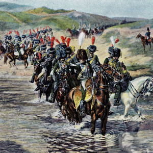 5 The Battle of Benavente fought on 29th December 1808 in the Peninsular War