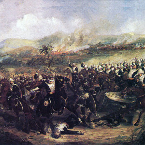 56. Podcast on the Battle of Ulundi fought on 4th July 1879 in the Zulu War: John Mackenzie's britishbattles.com podcasts