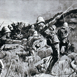 61. Podcast on the Battle of Graspan (also known as Enslin) fought on 25th November 1899 in the Great Boer: John Mackenzie's britishbattles.com podcasts
