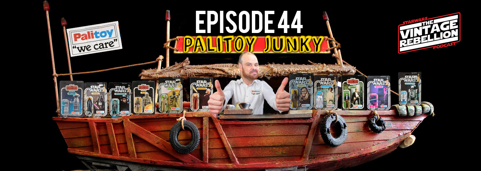 Episode 44 : Palitoy Junky