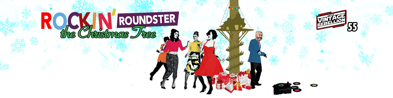 Episode 55 : Rockin' Roundster The Christmas Tree