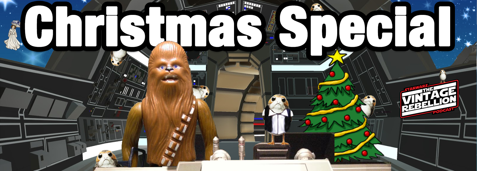The Fourth Holiday Special : The Last Podcast