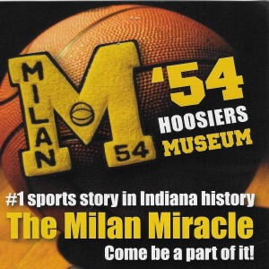 Legend Bobby Plump and Graham Honaker discuss the '54 Hoosiers Museum
