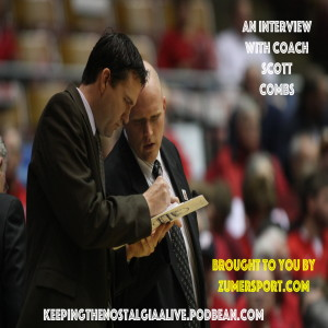 An interview with Coach Scott Combs! Hoosier at Heart!