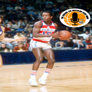 Jimmy Jones, Grambling, and the ABA-NBA an Interview!