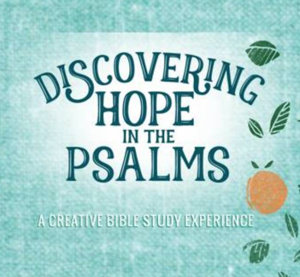 RefresHer September 19, 2018 - Discovering Hope In The Psalms - Janet Wicker