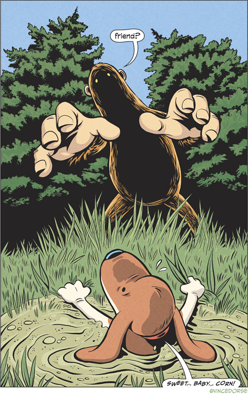 Episode 90: Untold Tales of Bigfoot with Vince Dorse