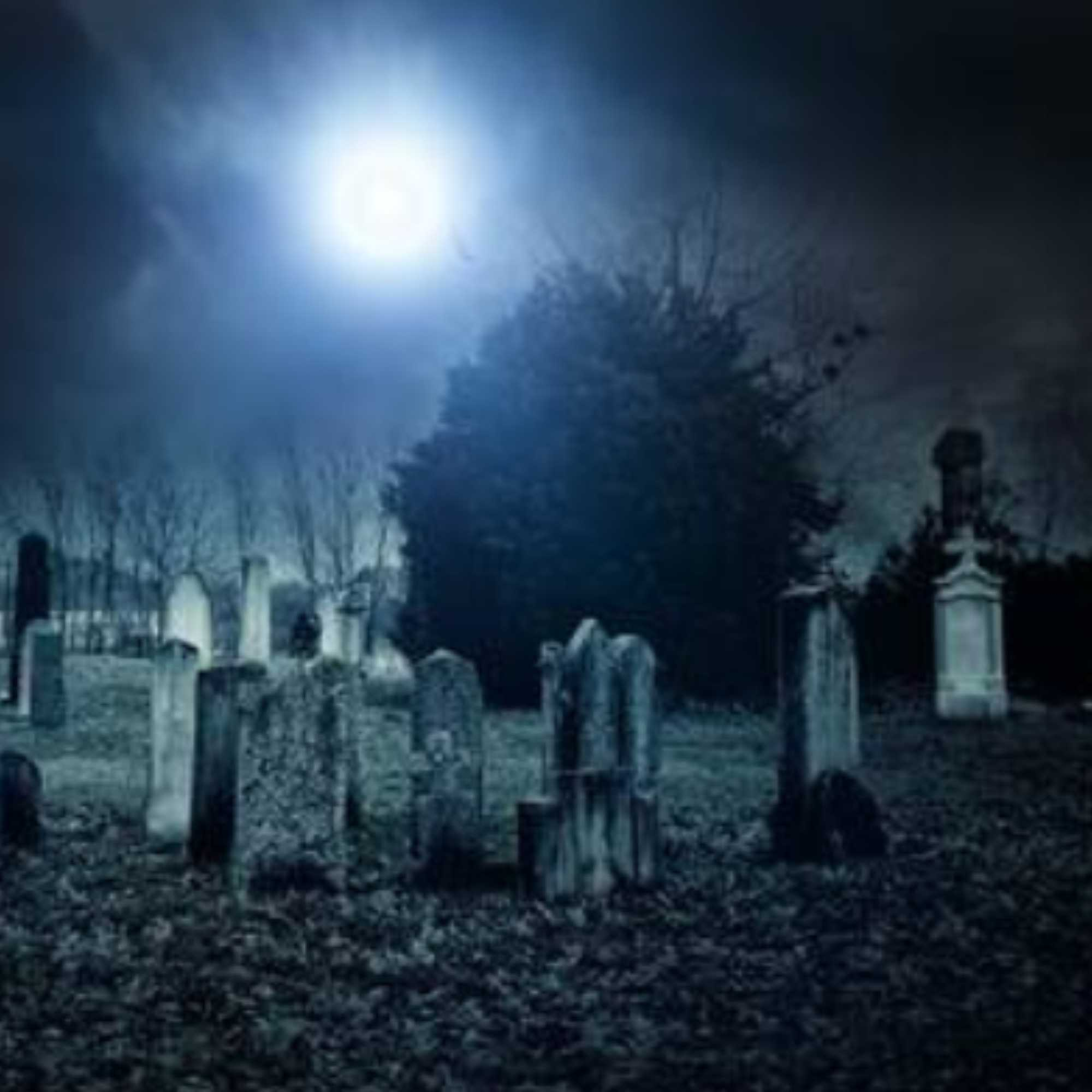 The Most Haunted Graveyards in Britain