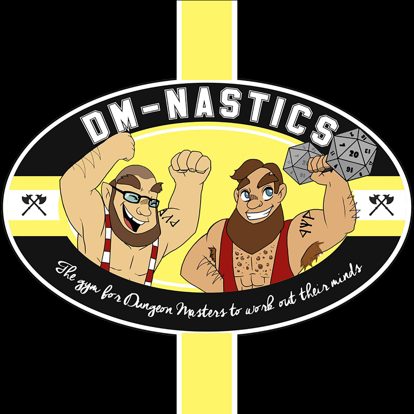 DM-Nastics 139: Stompin It Out!