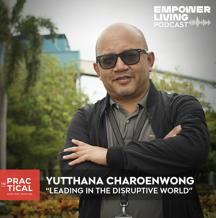 Empower Living EP6: LEADING IN THE DISRUPTIVE WORLD