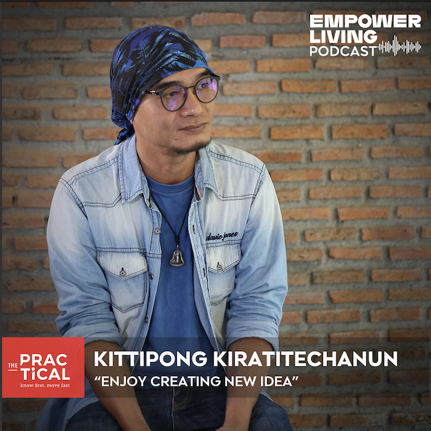 Empower Living EP14: Enjoy Creating New Idea