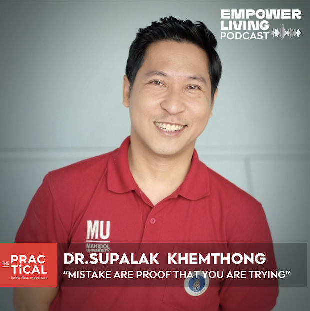 Empower Living EP19 : MISTAKE ARE PROOF THAT YOU ARE TRYING