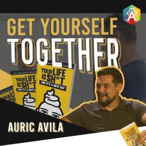 The Shortest Self-Help Book You'll Ever Need! | The Adrian Sinclair Show with Auric Avila | apodcast Originals