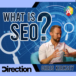 The Truth About SEO Revealed (+3 Marketing Myths Debunked) | The Adrian Sinclair Show with Chris Kirksey | apodcast Originals