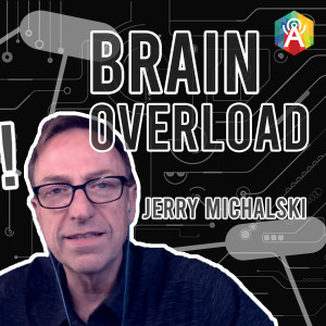 Info Overload? This Software Might Solve That! | The Adrian Sinclair Show with Jerry Michalski| apodcast Originals