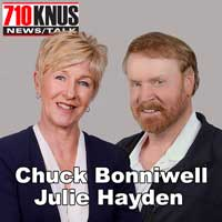 Chuck & Julie  - Jan 30, 2019 - Hr 3