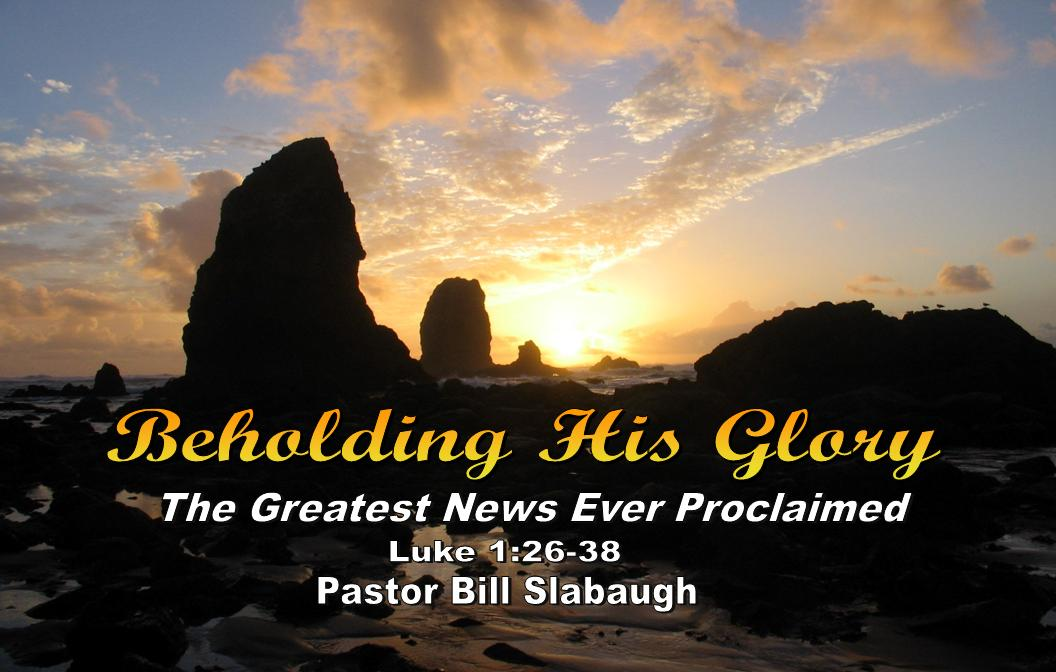 Sermon Outline: The Greatest News Ever Proclaimed