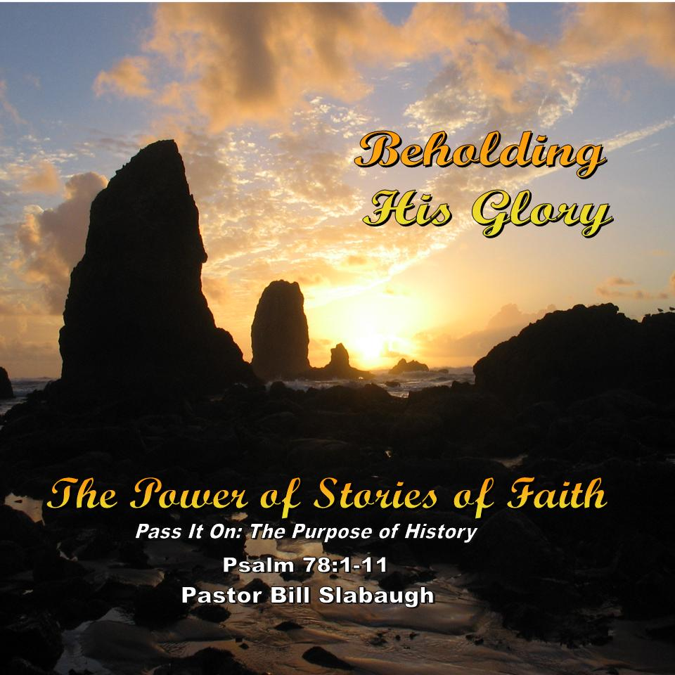 The Power of Stories of Faith