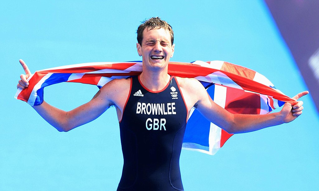 """Alistair Brownlee - Special Edition, Part 2 - Author """"Relentless - Secrets of the Sporting Elite"""", Multiple Olympic Gold medalist and World Champion"""