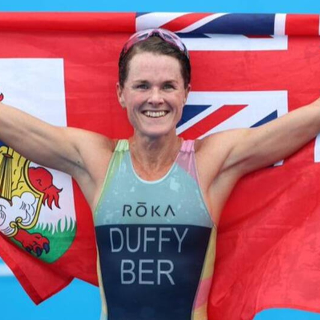 Flora Duffy - Tokyo Olympic Games Champion, Commonwealth Games Champion, 9 Time World Champion