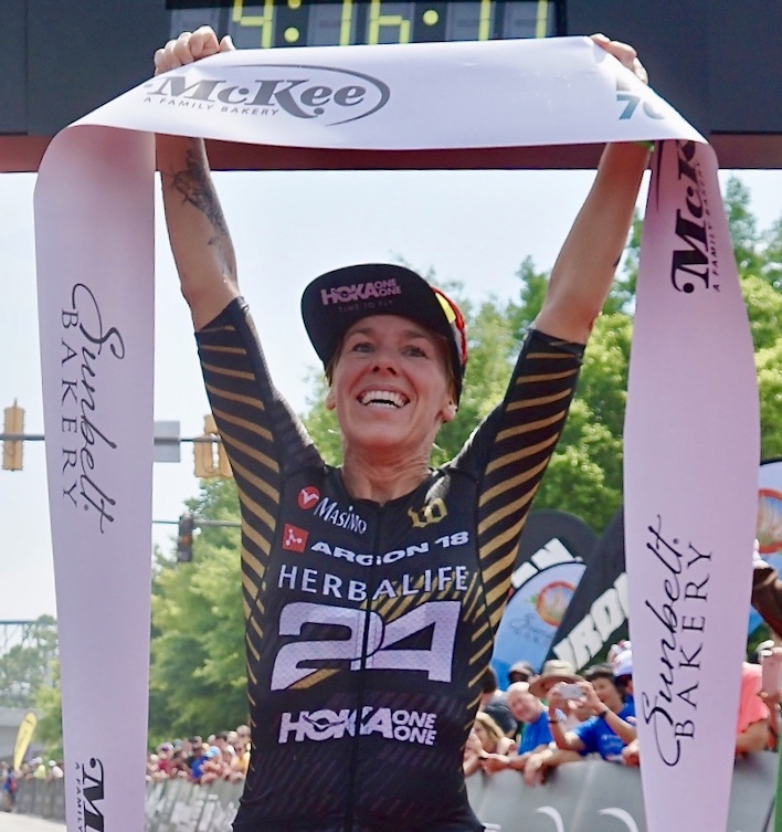 Heather Jackson - Multiple Ironman & 70.3 World Champion medalist