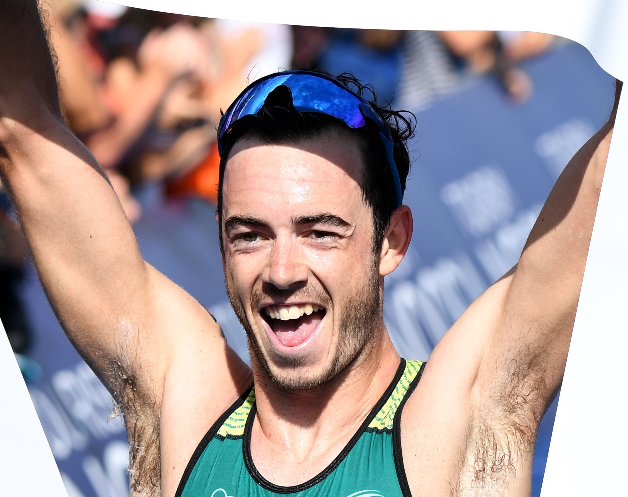 Jake Birtwhistle - Australian Triathlon Commonwealth Games and World Champion medalist