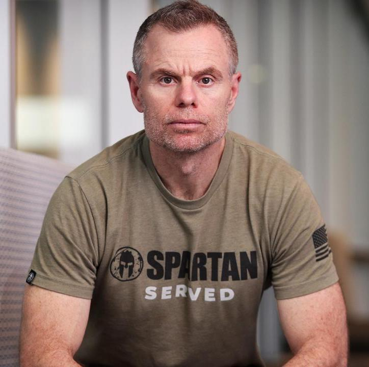 Joe DeSena - CEO and founder of Spartan and the Death Race.